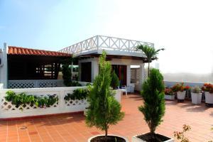 Casa Villa Colonial By Akel Hotels, Hotely  Cartagena de Indias - big - 16