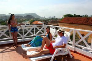 Casa Villa Colonial By Akel Hotels, Hotely  Cartagena de Indias - big - 35