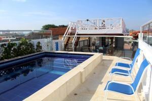 Casa Villa Colonial By Akel Hotels, Hotely  Cartagena de Indias - big - 1