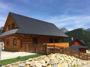 Pension Drevenica Vanesa Terchová Slowakei