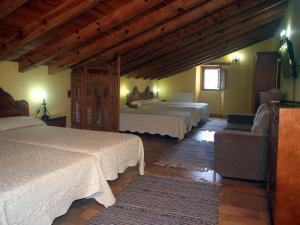 Hotel Rural La Puebla, Отели  Orbaneja del Castillo - big - 28