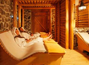 Mühlbach Thermal Spa & Romantik Hotel, Отели  Бад-Фюссинг - big - 83
