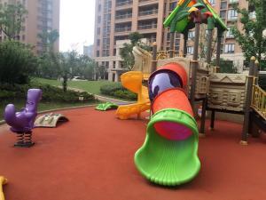 Green Court Place Jingqiao Middle Ring Shanghai, Apartmány  Šanghaj - big - 43