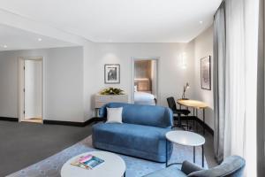 Suite mit 1 Schlafzimmer und Zugang zur Businesslounge