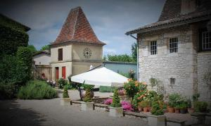 Manoir du Bois Mignon, Bed and Breakfasts  Le Fleix - big - 30
