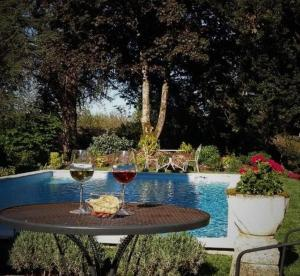 Manoir du Bois Mignon, Bed and Breakfasts  Le Fleix - big - 31
