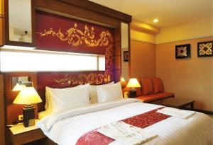 Mariya Boutique Hotel At Suvarnabhumi Airport, Hotel  Lat Krabang - big - 31