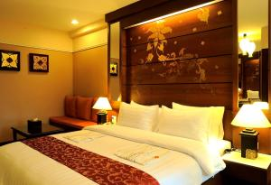 Mariya Boutique Hotel At Suvarnabhumi Airport, Hotel  Lat Krabang - big - 29