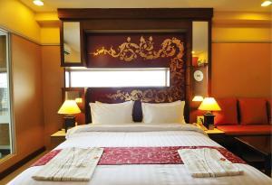 Mariya Boutique Hotel At Suvarnabhumi Airport, Hotely  Lat Krabang - big - 87
