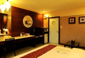 Mariya Boutique Hotel At Suvarnabhumi Airport, Hotely  Lat Krabang - big - 26