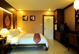 Mariya Boutique Hotel At Suvarnabhumi Airport, Hotely  Lat Krabang - big - 44