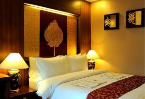 Mariya Boutique Hotel At Suvarnabhumi Airport, Hotel  Lat Krabang - big - 38