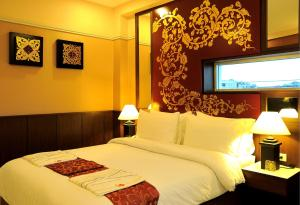 Mariya Boutique Hotel At Suvarnabhumi Airport, Hotely  Lat Krabang - big - 55