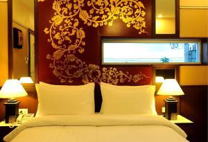 Mariya Boutique Hotel At Suvarnabhumi Airport, Hotel  Lat Krabang - big - 52