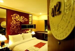 Mariya Boutique Hotel At Suvarnabhumi Airport, Hotely  Lat Krabang - big - 52