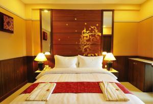 Mariya Boutique Hotel At Suvarnabhumi Airport, Hotel  Lat Krabang - big - 49