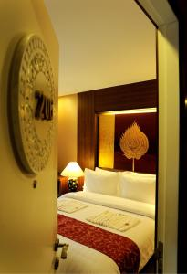 Mariya Boutique Hotel At Suvarnabhumi Airport, Hotel  Lat Krabang - big - 47