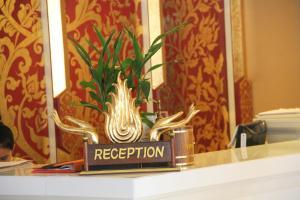 Mariya Boutique Hotel At Suvarnabhumi Airport, Hotely  Lat Krabang - big - 56