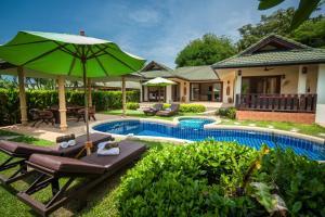 Idyllic Samui Resort, Rezorty  Choeng Mon Beach - big - 79