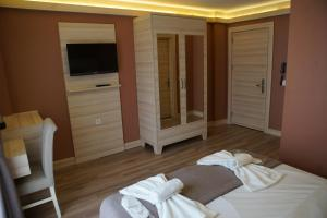 Al Khaleej, Апарт-отели  Стамбул - big - 24