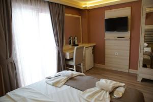 Al Khaleej, Апарт-отели  Стамбул - big - 25