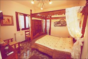 Guesthouse Papachristou, Penzióny  Tsagarada - big - 17