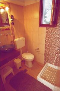 Guesthouse Papachristou, Penzióny  Tsagarada - big - 49