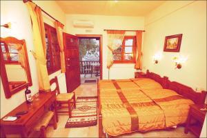 Guesthouse Papachristou, Penzióny  Tsagarada - big - 95