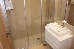 Apartamentos Turisticos da Nazare, Апарт-отели  Назаре - big - 88