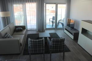 Apartamentos Turisticos da Nazare, Апарт-отели  Назаре - big - 89