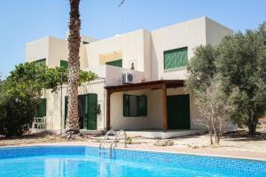 Palm House, Villas  Mandria - big - 3