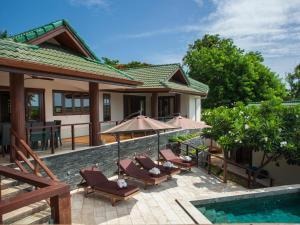 Idyllic Samui Resort, Rezorty  Choeng Mon Beach - big - 166