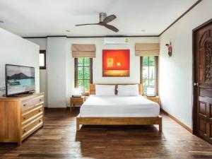 Idyllic Samui Resort, Rezorty  Choeng Mon Beach - big - 86
