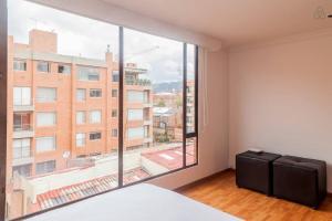 Apartment Santa Barbara, Apartmány  Bogotá - big - 5