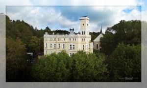Hotel Štekl - Hrubá Skála