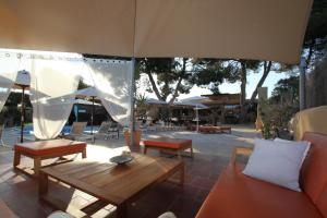 Finca Can Toni, Country houses  Ibiza Town - big - 53