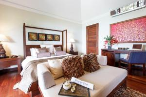 The Hideaway Suites Boutique Guesthouse, Apartmány  Choeng Mon Beach - big - 4