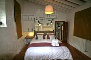 Casas Rurales Los Algarrobales, Resorts  El Gastor - big - 81