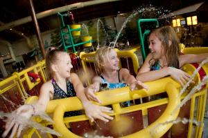 Great Wolf Lodge Traverse City, Kunyhók  Traverse City - big - 56