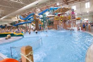 Great Wolf Lodge Traverse City, Kunyhók  Traverse City - big - 62