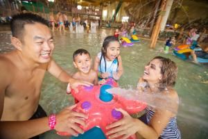 Great Wolf Lodge Traverse City, Kunyhók  Traverse City - big - 64