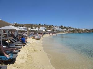 Acrogiali Hotel, Hotels  Platis Yialos Mykonos - big - 50