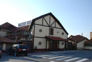 Hanul din Ardeal, Мини-гостиницы  Брашов - big - 65
