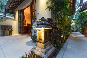 The Hideaway Suites Boutique Guesthouse, Apartmány  Choeng Mon Beach - big - 16
