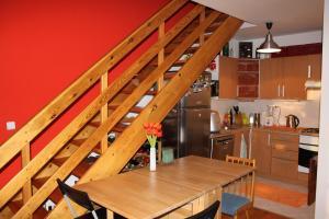 Apartmán Sunny Two-story Apartment Kyje Praha Česko