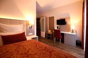Hotel Marktkieker, Отели  Гроссбургведель - big - 19