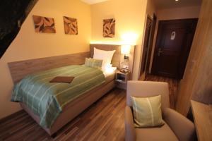 Hotel Marktkieker, Отели  Гроссбургведель - big - 61