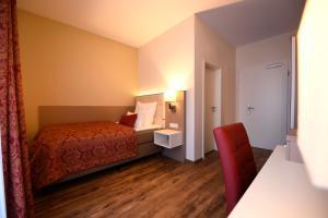Hotel Marktkieker, Отели  Гроссбургведель - big - 21