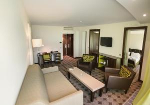 Hotel Ambassador Kaluga, Hotels  Kaluga - big - 16