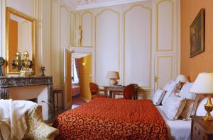 Hôtel d'Argouges, Szállodák  Bayeux - big - 21